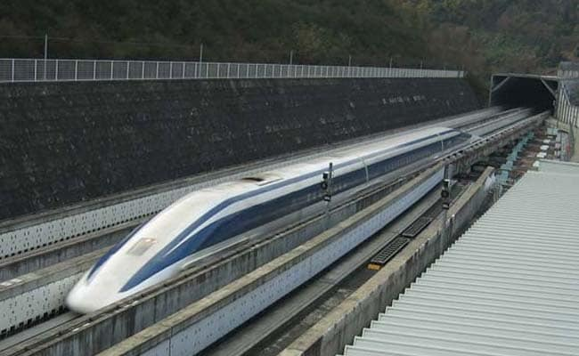 Mumbai-Ahmedabad Bullet Train May Run On Elevated Corridor