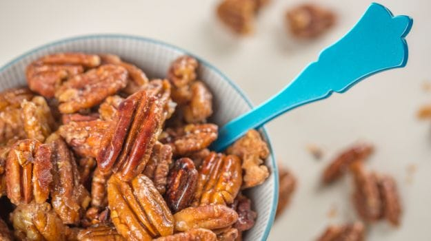Candied Pecan Nuts