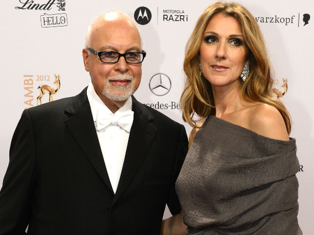 Celine Dion's husband planned funeral before his passing