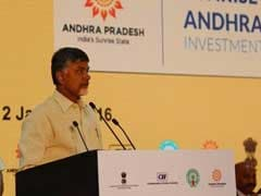 Chandrababu Naidu Lures Investors, Promises All Business Approvals In 21 Days
