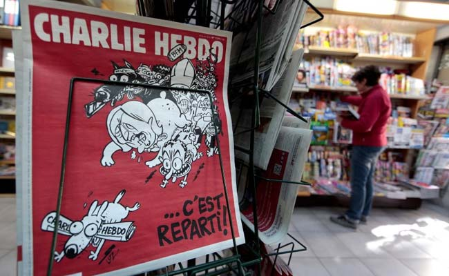 France Gears Itself For Tribute To Charlie Hebdo Victims