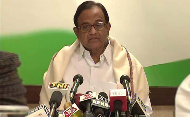 Congress Attacks Government On State Of Economy: Highlights