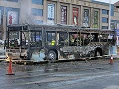 China Arsonist Angered By Financial Dispute Before Bus Fire: Report