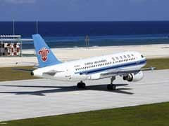Civilian Jets Land On Chinese-Built Island, Drawing Protests