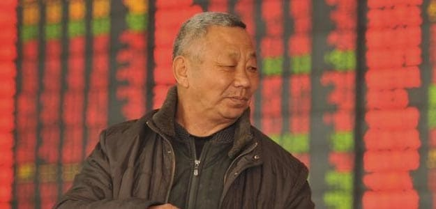 China Stocks Close Higher; Central Bank Tries to Stabilise Yuan