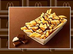 The Latest Innovation From the Home of Sushi: Chocolate French Fries