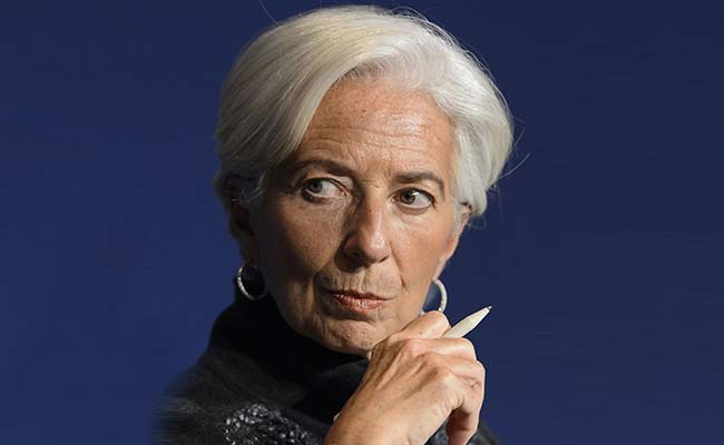 IMF Re-Elects Christine Lagarde To Second 5 Year Term As Chief
