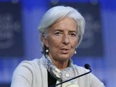IMF Chief Denies Threat to Pull Out of Greek Bailout