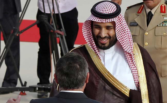 Saudi Prince, 31, Makes Bold Challenges To Kingdom's Old Ways