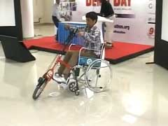 Bengaluru Gets A Glimpse of Gen-Next Aids For People With Disability