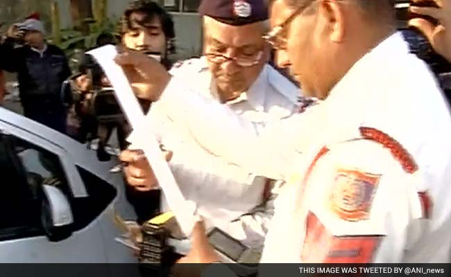 Odd-Even Scheme: This Was The First Offender's Excuse