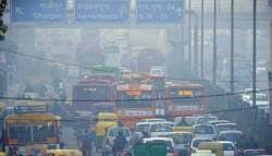 New Study Discovers Link Between Air Pollution And Road Accidents