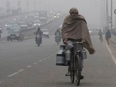 Delhi Shivers During Season's Coldest Day