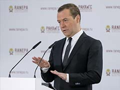 Russia PM Warns Foreign Offensive In Syria Could Spark 'World War'