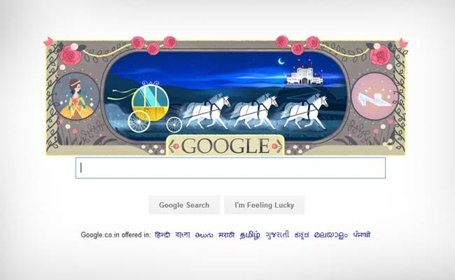 Google Celebrates 388th Birthday of Father of Fairy Tales