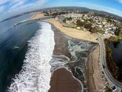 'Citizen Scientists' Use Drones To Map El Nino Flooding In California