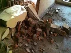 पूर्वोत्तर में भूकंप का तगड़ा झटका, आठ व्यक्तियों की मौत, 90 से अधिक घायल
