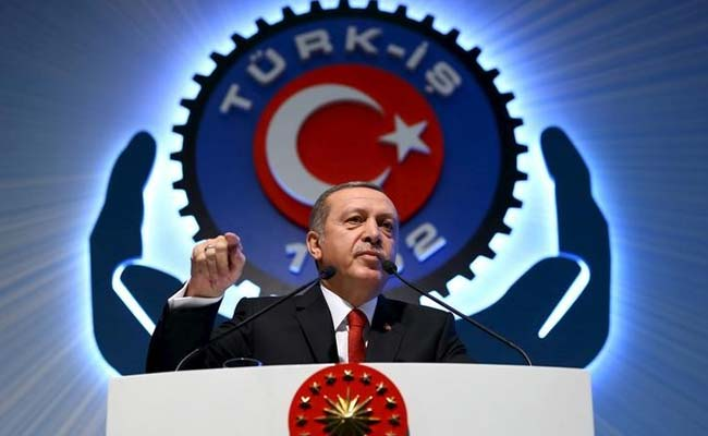 Turkish President Says Attempted ISIS Attack Vindicates Iraq Deployment