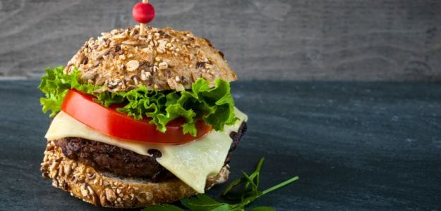 The Myth of Healthy Fast Food: One Chain's Salad Has More Fat Than a Big Mac