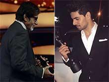 What Amitabh Bachchan, Sooraj Tweeted After Winning the Filmfare Award