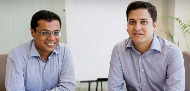 Sachin Bansal and Binny Bansal had launched Flipkart in 2007