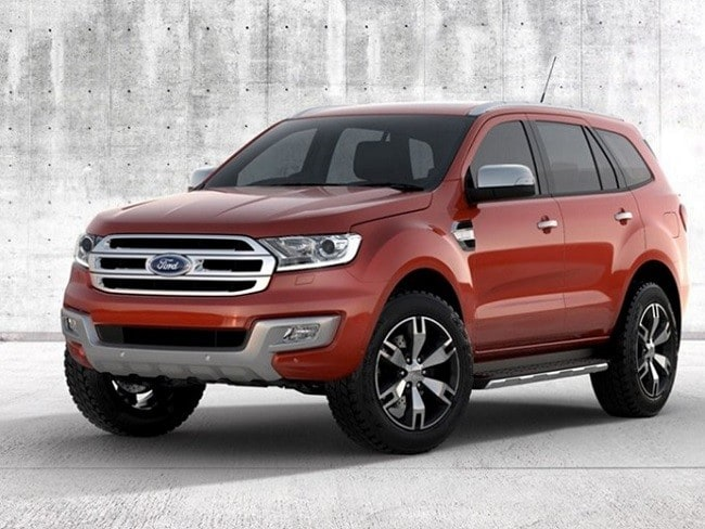 Ford Endeavour का इंतज़ार खत्म, 20 जनवरी को होगी लॉन्च