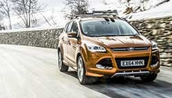 Ford Kuga SUV Imported to India for R&D Purposes