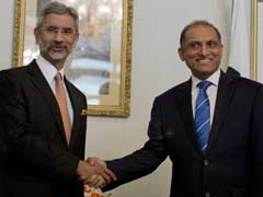 Longest Hello: 90-Minute India-Pakistan Meet Downgraded To 'Courtesy Call'