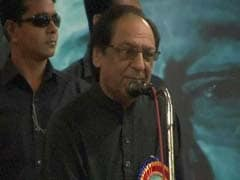 Amazed At The Love I Received, Says Pak Singer Ghulam Ali In Kerala