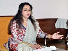 Hema Malini Attacks Rahul Gandhi For Opposing Goods And Services Tax Bill