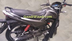 Hero 110cc iSmart Spied Ahead of Launch