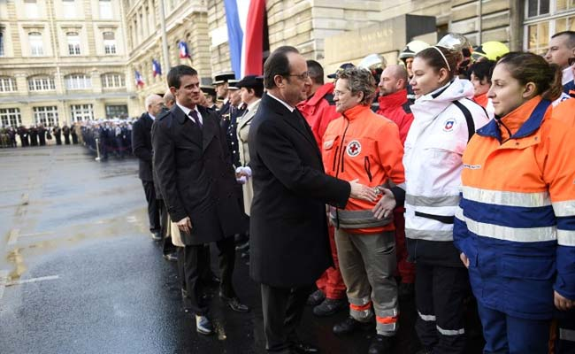 French President Calls For Security Cooperation To Prevent More Attacks