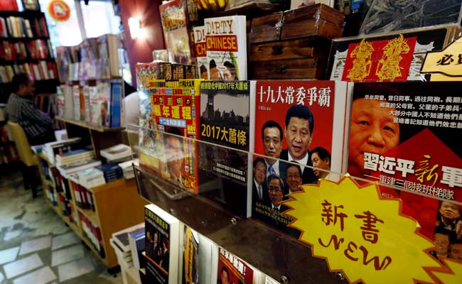 Hong Kong Publishers Spooked, Anti-China Books Off Shelves