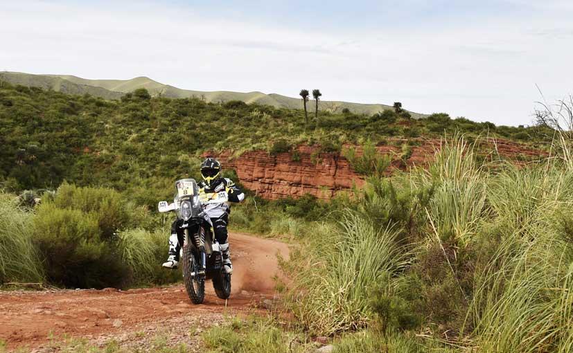 Dakar Rally: Husqvarna's Ruben Faria Comes 2nd in Stage 2, KTM's Toby Price Wins