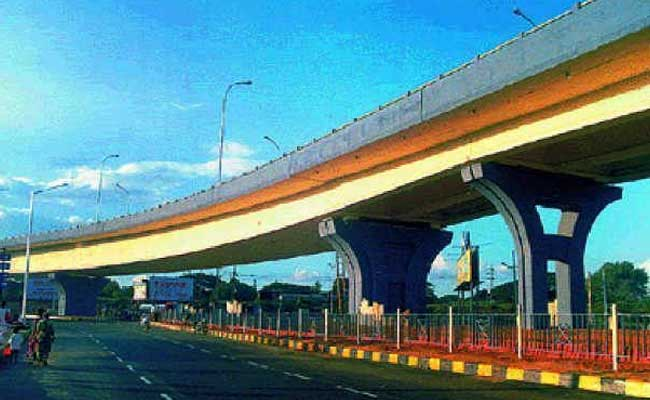 Foundation Stone Laid For Multi-Level Flyovers In Hyderabad