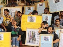 Respond To 'VIP Complaint', Smriti Irani's Ministry Told Hyderabad University