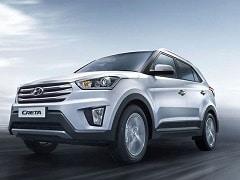 Hyundai Creta Petrol Automatic Launched; Priced at Rs. 12.86 Lakh