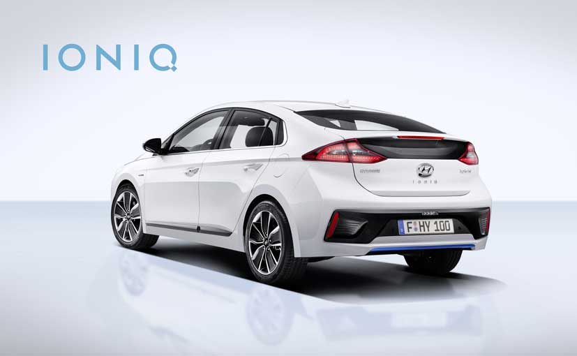 ... Ioniq Plug-In Hybrid To Be Launched In India In 2018 - NDTV CarAndBike