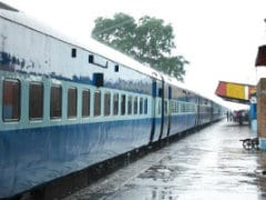 Man Commits Suicide By Jumping In Front Of Train In Uttar Pradesh