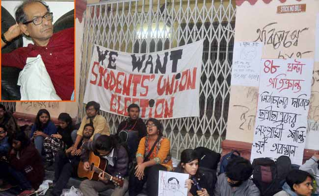 Jadavpur University Students End Gherao; To Meet Governor  With Vice-Chancellor Today