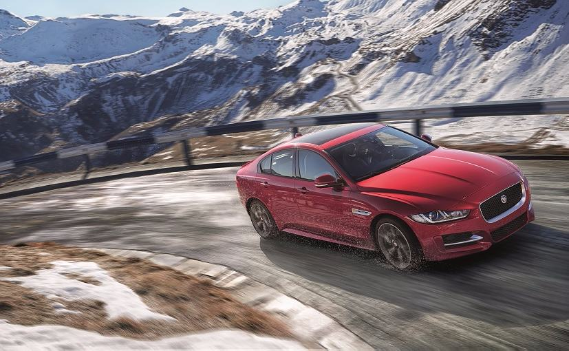 Auto Expo 2016: Jaguar XE Launched At &#8377 39.90 Lakh in India