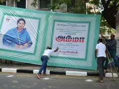 Activists Who Pulled Down Jayalalithaa Hoardings In Chennai Still In Jail