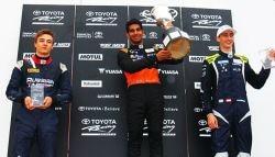 Jehan Daruvala Bags His First Formula Car Win in New Zealand