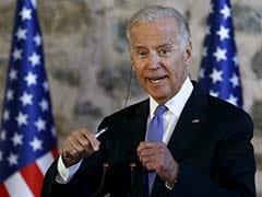 US Vice President Joe Biden Begins Mideast Tour In Abu Dhabi