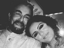 Kabir Bedi Marries Long-Time Partner Parveen Dusanj