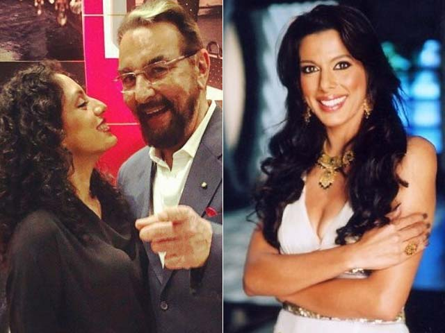 Kabir Bedi is Very Angry About Daughter Pooja's 'Venomous Comments'