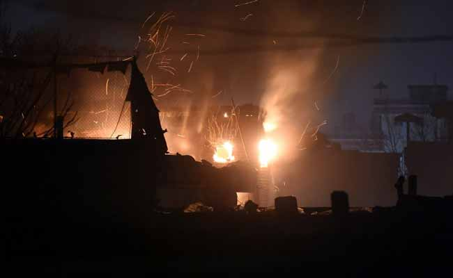 Taliban Suicide Bomber Hits French Restaurant In Kabul