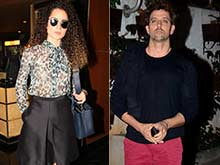 What Kangana Ranaut Has to Say About Her Rumoured Affair With Hrithik