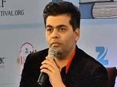 Democracy And Freedom Of Expression Are 'Jokes': Director Karan Johar