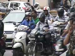 Riding Without Helmet? You Won't Get Fuel In Maharashtra